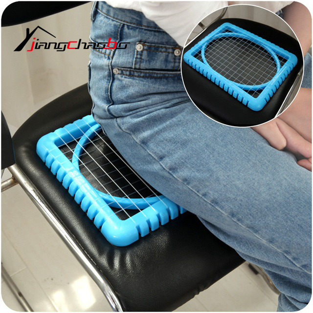 Delicieux Summer Seat Cooling Pad Mesh Seat Mat Plastic Air Breathable Chair Cushion  Pad For Students/