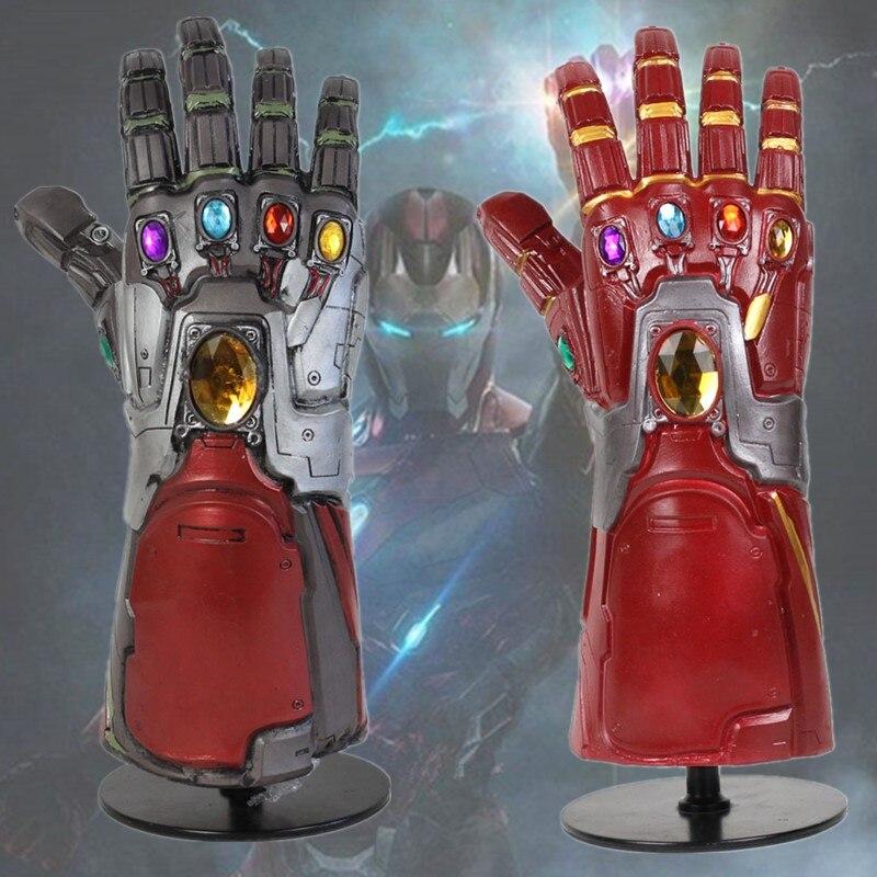 Endgame Thanos fer homme infini gantelet Cosplay gants accessoire accessoires fer homme Tony Stark infini gantelet