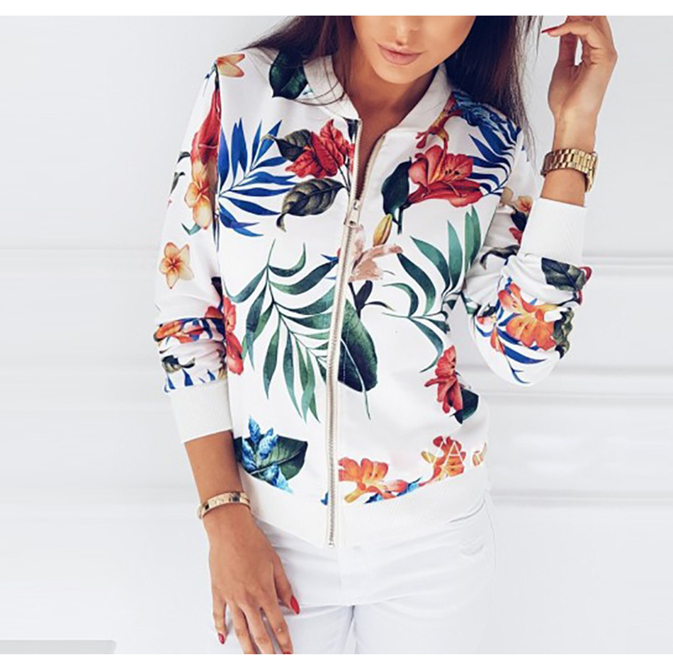 HTB18vQHKQvoK1RjSZFwq6AiCFXaj Plus Size Spring Women's Jackets Retro Floral Printed Coat Female Long Sleeve Outwear Clothes Short Bomber Jacket Tops 5XL