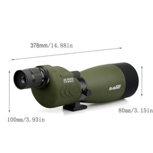 Image 3 - Telescopio SVBONY SV17 De 25 75x70mm con Zoom BAK4, impermeable, recto, De 180 pulgadas, para reloj De pájaro, telescopio F9326G