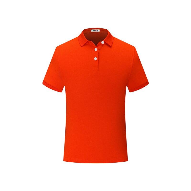 81635e6db709b LiSENBAO Sólida Camisa Pólo de Roupas de Marca Dos Homens do Polo Ocasional  T Shirt Tops