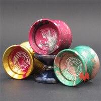 Nuovo arriva YoYo ALIYO yo-yo 11 diversi colori di Fabbrica professionale sport yo-yo sfera di Metallo miglior regalo per Natale giorno