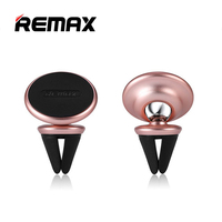 REMAX Car Smartphone Support Magnetic Air Vent Mount 360 Adjustable Cell Phones Holder For Xiaomi Redmi