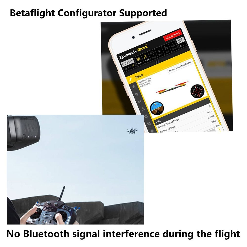 Buy Speedybee Bluetooth Uart Adapter Naza Osd Wiring Diagram 1manual