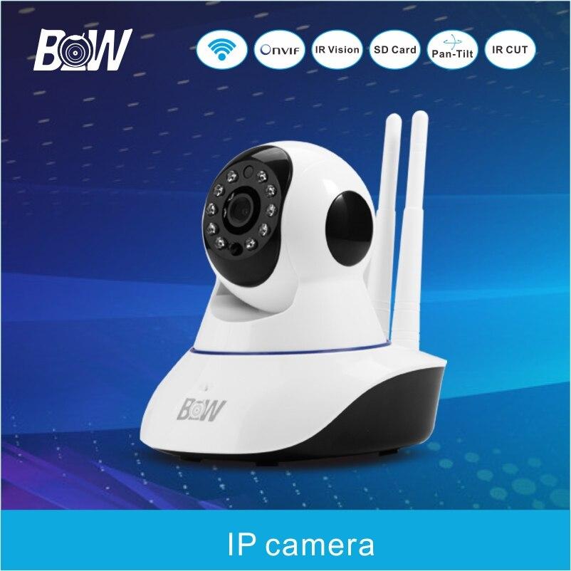 bilder für HD 720 P Drahtlose Ip-kamera Wifi IR-Cut Night Vision Zwei 2-wege-audio P2P Videoüberwachung Überwachungskamera Wi-Fi Micro SD karte