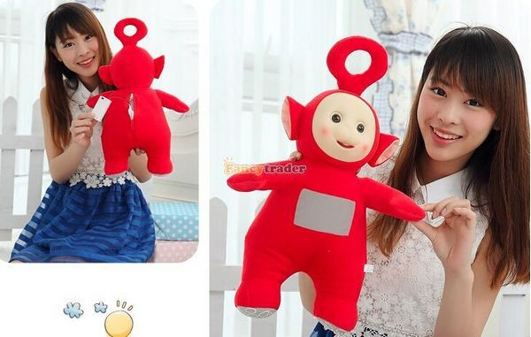 Fancytrader 1 pc 20\'\' 50cm Super Lovely Plush Stuffed  Teletubbies Toy, 4 colors Free Shipping FT50218 (8)