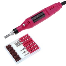 Electronic Nail File / Drill for Manicure and Pedicure