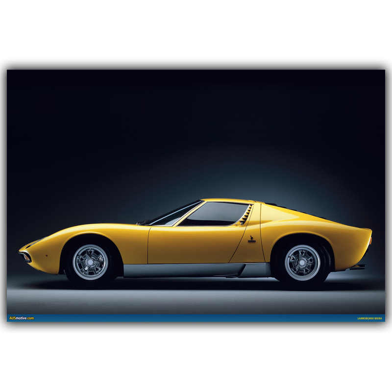 Detail Feedback Questions About Lamborghini Miura Pierce Pmd650