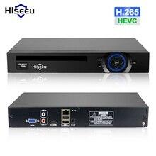Hiseeu H.265 2HDD 32CH Cctv Nvr 960P 1080P 3M 5M Dvr Netwerk Video Recorder Onvif 2.0 voor Ip Camera 2 Sata Xmeye P2P Cloud