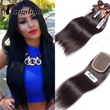 Hot Stema Malaysian Straight Hair With Closure Malaysian Virgin Hair With Closure Ms Bloomy Lula Hair With Closure And Bundles