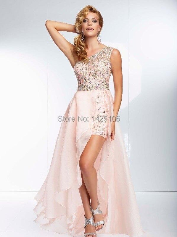Online Get Cheap Green High Low Prom Dress -Aliexpress.com ...
