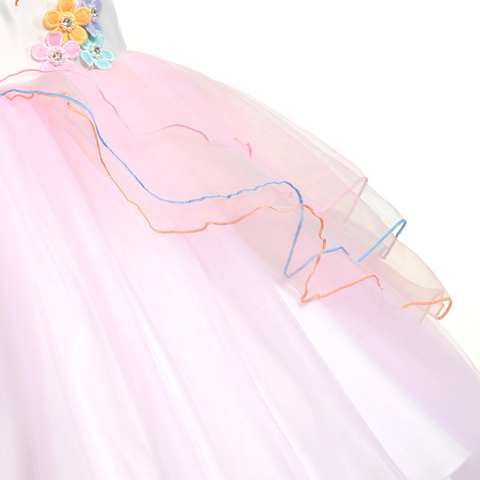 Pink Unicorn Dress (5)