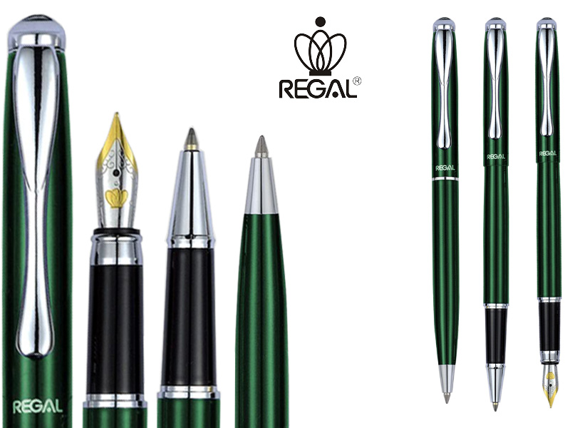 Fountain Pen / RollerBall pen / Ballpoint pen  Origina REGAL 122-503 sign pens  FREE SHIPPING free shipping 10pcs mp1232abs