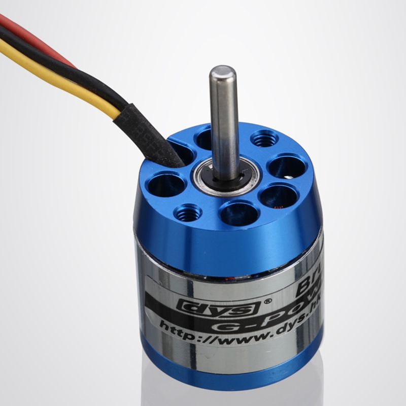 DYS D2225 1350KV 1600KV <font><b>2000KV</b></font> Brushless Outrunner <font><b>Motor</b></font> For Mini Multicopters RC Plane Helicopter Remote Control Parts image