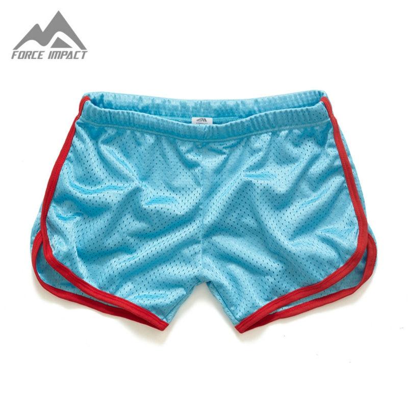 Fashion Classic Solid Mesh Men s Shorts Fast Dry Retailer Men s Trunks AMC11 Summer Elastic