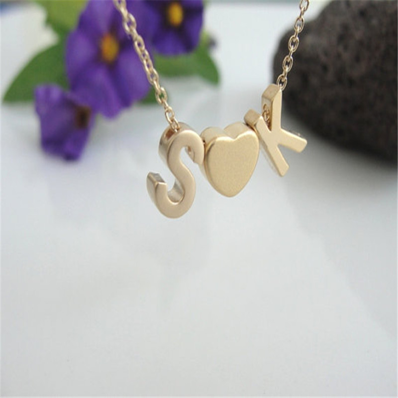 Back To Search Resultsjewelry & Accessories Fashion Tiny Dainty Heart Initial Bracelet Personalized Initial Bracelet Letter Bracelet Name Jewelry Girlfriend Gift