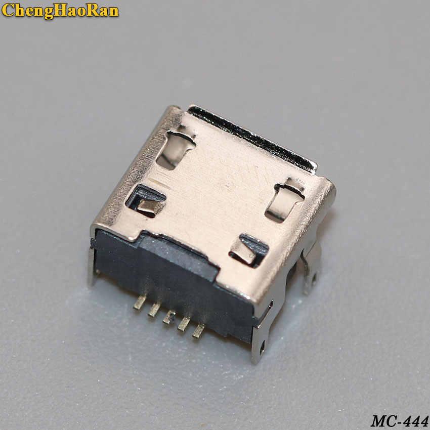 ChengHaoRan 1-10 cái Micro usb sạc sạc nối cắm cổng bến ổ cắm jack thay thế cho JBL LẬT 3 bluetooth Loa