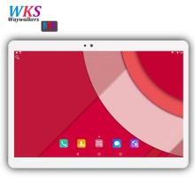 Original 10.1 inch Android 7.0 tablet pc RAM 4GB ROM 64GB Dual SIM card Bluetooth WIFI 1920*1200 IPS Smart tablets MID 10 10.1
