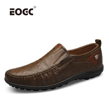 Top quality natural leather men flats shoes plus size men shoes handmade loafers Moccasins driving shoes zapatos hombre plus size men flats shoes mesh breathable men shoes high quality men loafers moccasin fashion driving shoes zapatos hombre