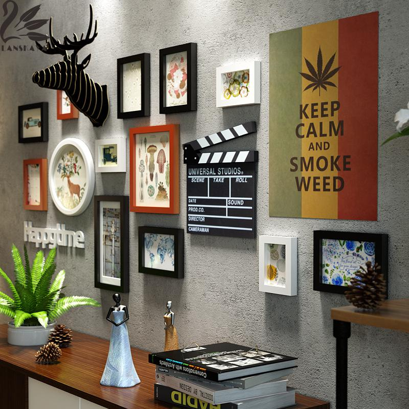 Multi Frame Wall Art compare prices on art wall frames- online shopping/buy low price