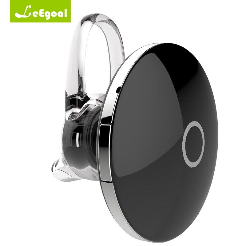 Mini Bluetooth 4.1 Headset Wireless Noise Canceling Headphone Wireless Earphones Sports Running Bluetooth Ear Hook for Samsung new bluetooth mini bh320 earphones universal noise cancelling bluetooth headset with ear hook for samsung all blutooth phones