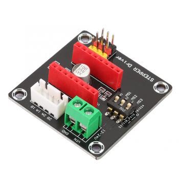 DRV8825/A4988 42 karta rozszerzenia sterownika silnika krokowego z przełącznik DIP do drukarki 3D