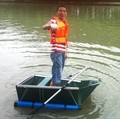High-quality folding boat \ fishing boat \ kayaks \ inflatable boat \  \ cleaning ship  1.4M for 1 person