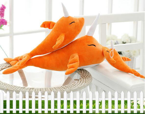 plush toys big fish begonia meng pet dolphins kun pillow whale