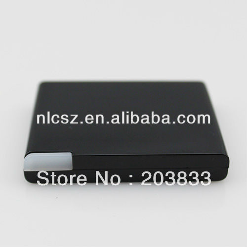 free shipping + nice design  black wireless bluetooth music receiver with high quality