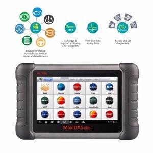 Image 4 - Autel Maxidas DS808K Diagnostic Tool Automotivo car diagnostic OBD2 ScannerTablet Code Reader(Upgraded Version of DS808, DS708)
