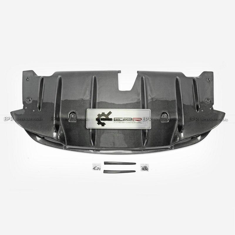 Для 2017 года Giulia 952 S2 Стиль задний диффузор (для 2,0 спортивная версия) автомобильные аксессуары задний бампер диффузор из углеродного волокна