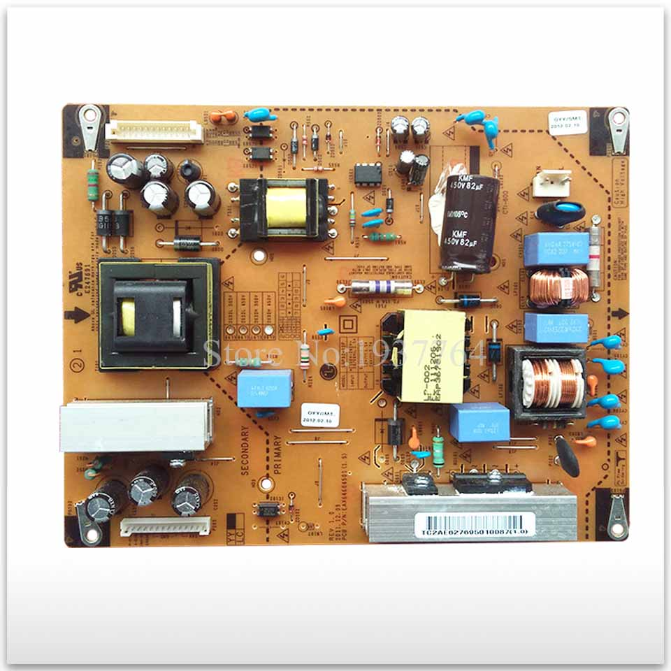 good working power supply board for LG42LS3100-CE EAX64604501 LGP32-12P used board original tc32lx1d power supply board tnpa3071 used board good working