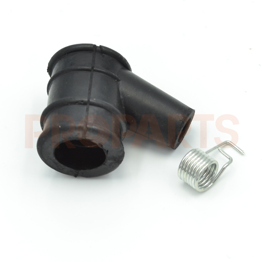4500 5200 5800 45CC 52CC 58CC Chinese Chainsaw Ignition Coil Spark Plug Cap 45cc 52cc 58cc chainsaw clutch replacement for poulan 4500 5200 5800 chain saw parts accessory