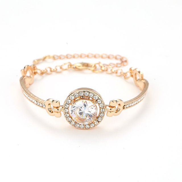 Love Roman Bracelet Numeral...