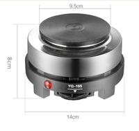 220V 500W 5 Gears Multifunction Small Hot Plates Tea or Coffee Stove with Europe Plug