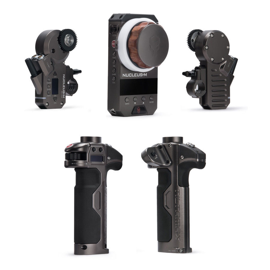 In Stock TILTA WLC-T03 Nucleus-M Wireless Follow Focus Lens Control System Nucleus M for 3-Axis Gimbal DJI ROIN for Arri RED
