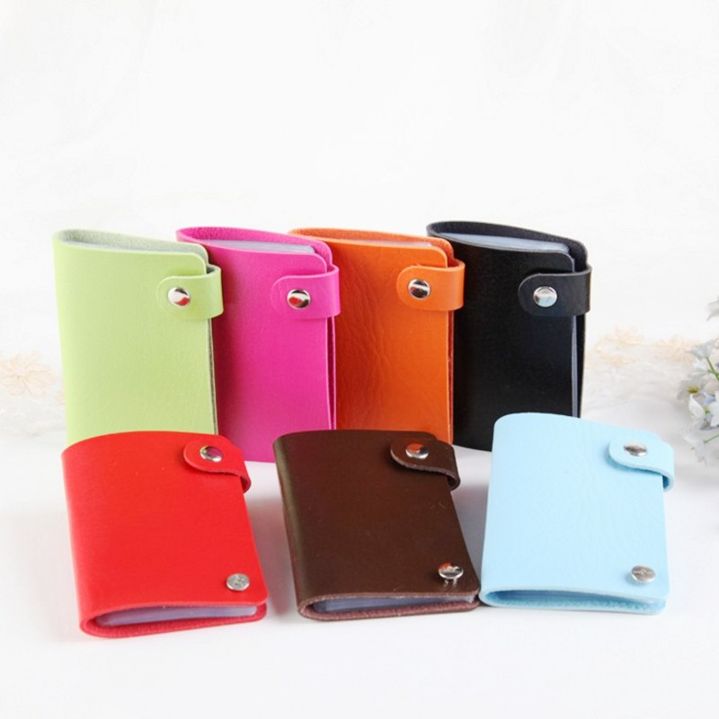 Multifunction rotary credit card holders card bag pu cover multifunction rotary credit card holders card bag pu cover business bank card case mini wallet purses plastic card sets in card id holders from luggage reheart Image collections
