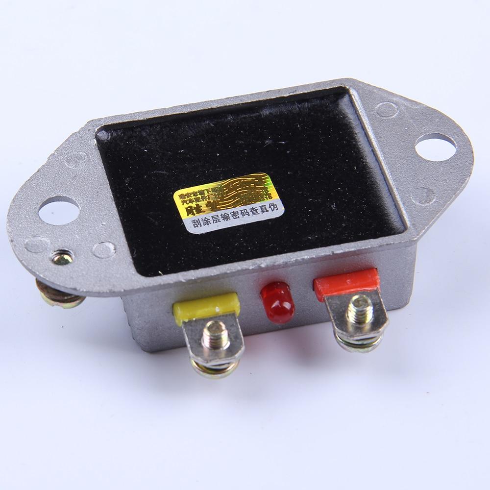 12 v ou 24 v Moteur Diesel Générateur De Charge Régulateur de Tension Chargeur Générateur AVR