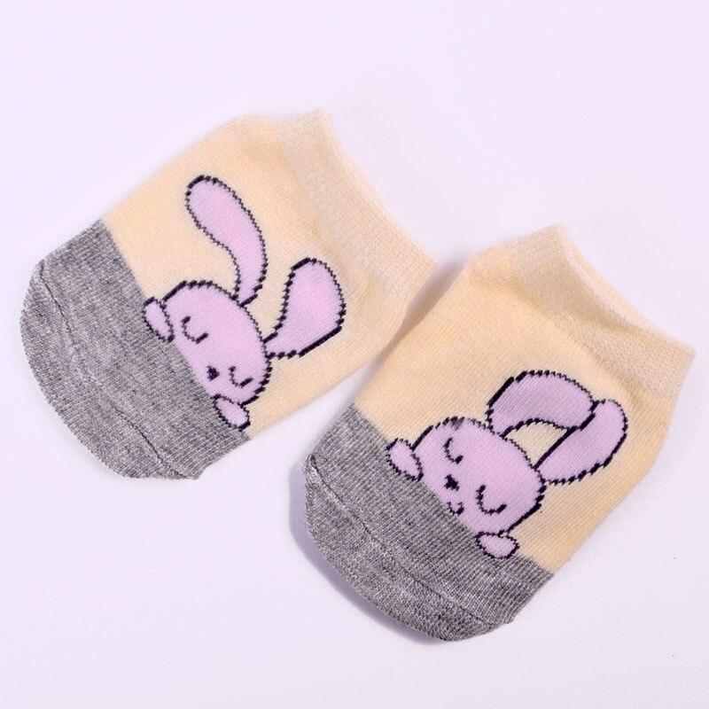 Babykleidung Mädchen 2019 Frühling Anti Slip Mit Gummi Sohle Neugeborenen Baby Socken Cartoon Augen Baumwolle Infant Baby Casual Socken Unisex Baby Socken 0-3y