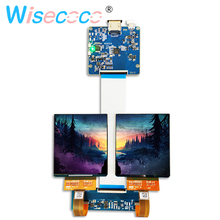 3.81 inch AMOLED display screenn 1080x1200 VR head mounted with HDMI to MIPI board for HMD TF38101A
