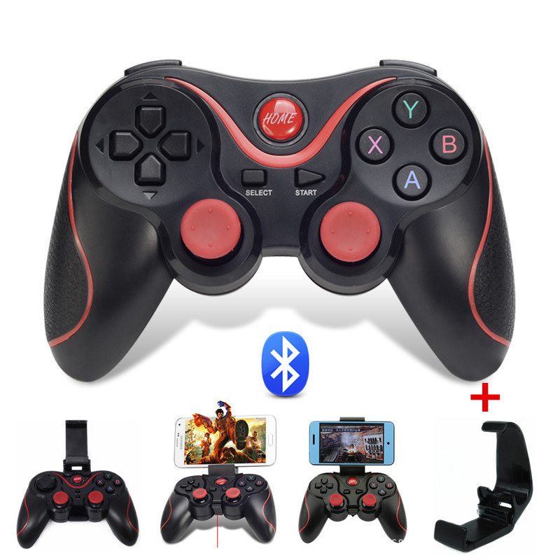 S3 Wireless Bluetooth Game controller Bluetooth Joystick Sem Fio Phone Gamepad  for Android  Pad Tablet PC TV BOX Phone gamesir g3v wireless bluetooth controller phone controller for ios iphone android phone tv android box tablet pc vr games