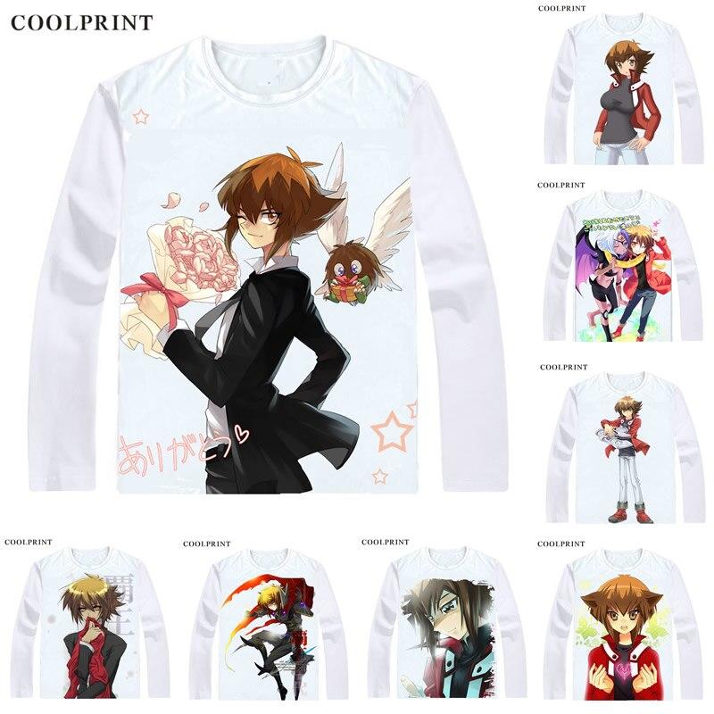 Johan Andersen Jesse Anderson Mens Hoodies Yu-gi-oh Gx Duel Monsters Generation Next Men Sweatshirt Streetwear Anime Long Hooded In Many Styles Men's Clothing