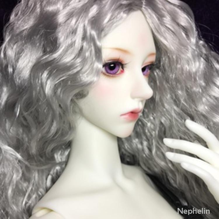 Soom Nephelin Dia SD Resin Body Model Baby Girls Luodoll High Quality Toys For Birthday Xmas Fashion Joint Doll 1/3 BJD кукла bjd dc doll chateau 6 bjd sd doll zora soom volks