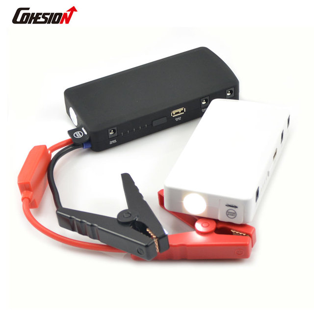 Car jump starter auto engine emergency multi function jump starter power bank portable car battery charger laptop booster pack