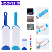 HOOPET Pet Dog Brush Cat Grooming Comb Hairbrush Cleaning Tool Hair Remover Brush Supplies Products for Cats pet hair deshedding dog cat brush comb sticky hair gloves hair fur cleaning for sofa bed clothe pets dogs cats cleaning tools