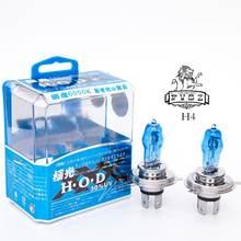 2 шт 9003 h4 hb2 12v 100w Автомобильные фары лампы белый светильник