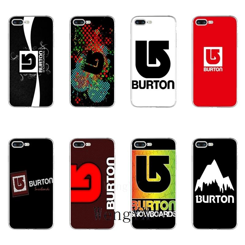 Burton Snowboards 2 iphone case