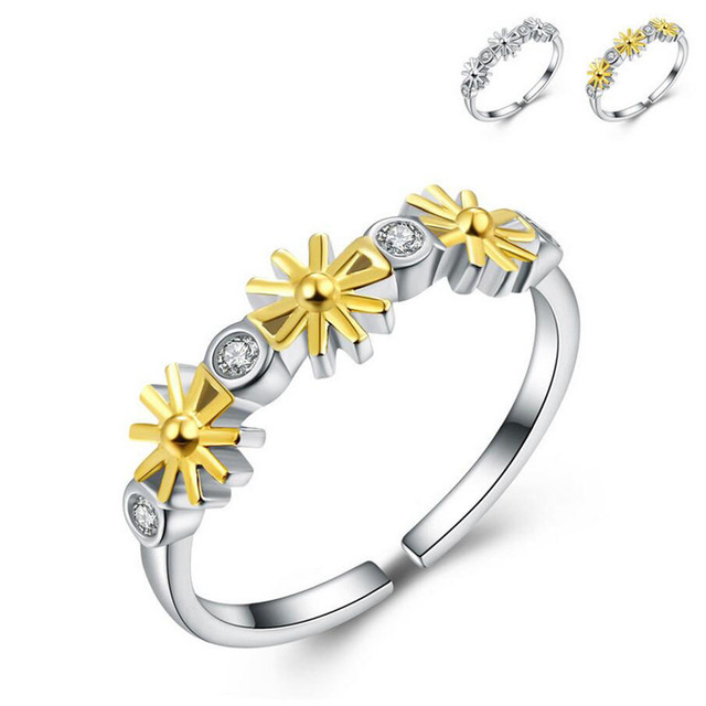jewelry rings charles engraved green chain designers band wedding gold yellow daisy