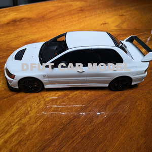 Image 2 - 1:18 합금 랜서 evo 8 mr FQ 400 어린이 장난감 자동차의 자동차 모델 원래 공인 정통 어린이 장난감