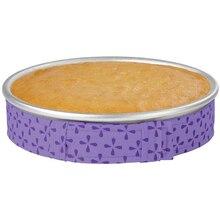 1 шт. защитная лента, Защитная повязка для выпечки, для выпечки, влажный уровень, ремешок для печи, полоски для торта, инструмент для выпечки, инструменты для выпечки, полоски для сковородок